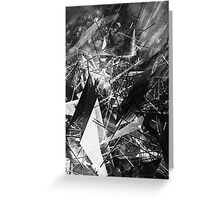 Structured chaos \4 Greeting Card