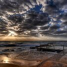 Sunburst and the Rock Pool by Leigh Nelson