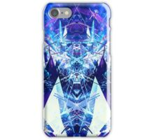 Structured chaos kaleida \1 iPhone Case/Skin