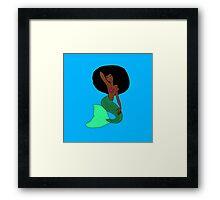 Mermaid  Framed Print
