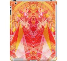 Structured chaos kaleida \2 iPad Case/Skin