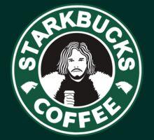 starKbucks coffee Game of thrones John snow starbucks by KokoBlacksquare