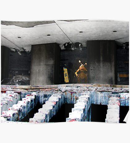 "Demolition ""Man"" Poster"