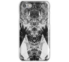 Structured chaos kaleida \4 iPhone Case/Skin
