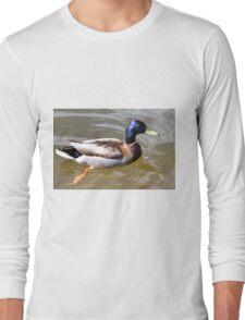 Duck........... Long Sleeve T-Shirt