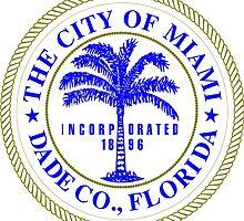 Seal of Miami by abbeyz71