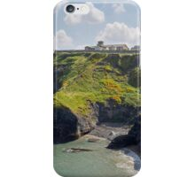 old convent above cliffs iPhone Case/Skin