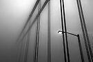 Bridge in Fog by Mary Ann Reilly