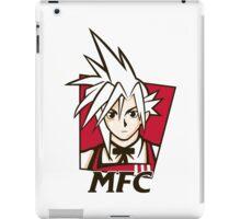 t shirt Midgar Fried Chocobo KFC MFC Cloud Strife final fantasy 7 VII iPad Case/Skin