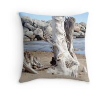 In the tropics? Throw Pillow