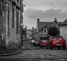 Bw Red Cars by FabioFreitas