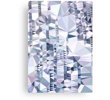 NOISE - Abstract Graphic Iphone Case Canvas Print