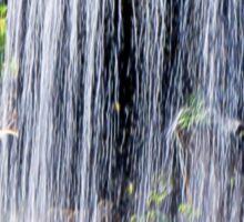 Under the Waterfall Sticker