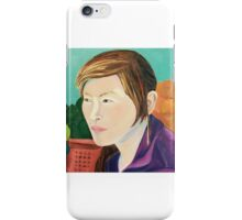 Avocado Seller from Myanmar iPhone Case/Skin
