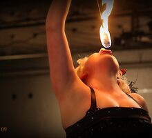 Fire Dancer by CRYROLFE