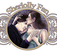 Sherlolly Fansticker by Clarice82