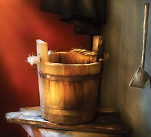 Water pail and ladle by Mike  Savad