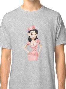 Pillbox Pink Classic T-Shirt