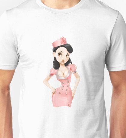 Pillbox Pink Unisex T-Shirt