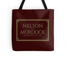 Nelson & Murdock - Attorneys at Law (Daredevil) Tote Bag