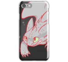 Night fury how to train your dragon iPhone Case/Skin