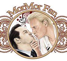 MorMor Fansticker by Clarice82