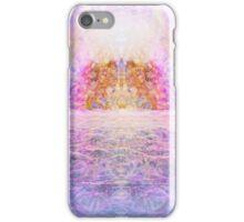 Dakini Sky Dancers - psychedlelic sky & Ocean iPhone Case/Skin