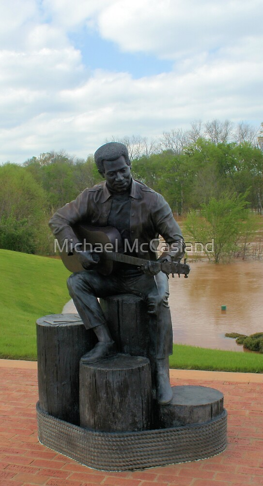 Otis Redding by Michael McCasland