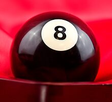 The Eight Ball by Trudy Wilkerson