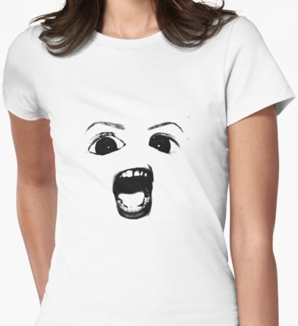 Mr. T-Shirt Womens Fitted T-Shirt