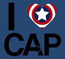 I <3 Cap by LinearStudios
