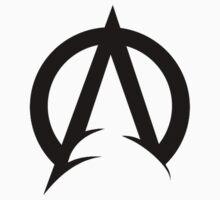Aquaman Logo by StrayPixel