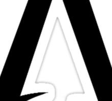Aquaman Logo Sticker