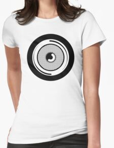 Uptown Funk Womens Fitted T-Shirt