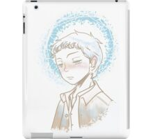 Castiel - Halo iPad Case/Skin