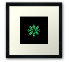 Spring Star Framed Print