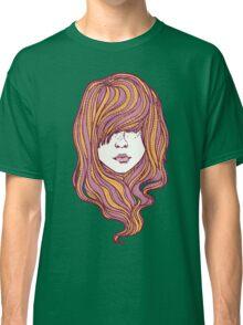 Her hair Classic T-Shirt