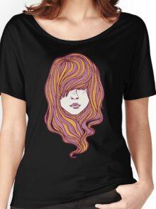 Her hair Women's Relaxed Fit T-Shirt