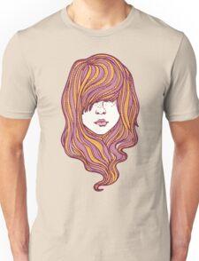 Her hair Unisex T-Shirt