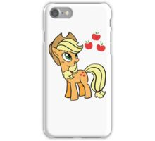 Apple Jack iPhone Case/Skin