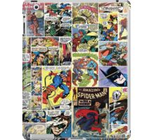 comic books  iPad Case/Skin