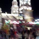 cathedral on madero durante la grita by johnny hancen