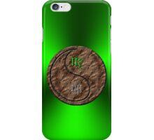 Virgo & Rabbit Yin Earth iPhone Case/Skin