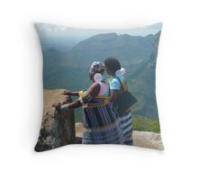 Cultural Pride ~ the VENDAs Throw Pillow