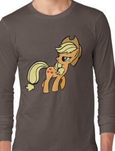 Apple Jack Long Sleeve T-Shirt