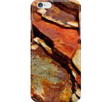 Rusty Ol' Rocks iPhone Case/Skin