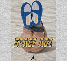 SPACE AGE AIR JORDAN 3 ' DO THE RIGHT THING '  Unisex T-Shirt