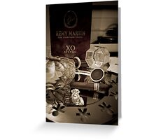 Remy Martin Greeting Card