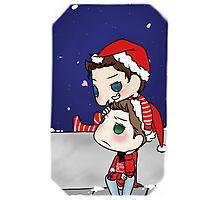 Christmas Cockles Photographic Print