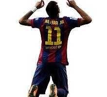 Neymar by Enriic7